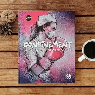 """""""CONFINEMENT"""" Le livre - Notorious Brand - Sandrot Éditions"""