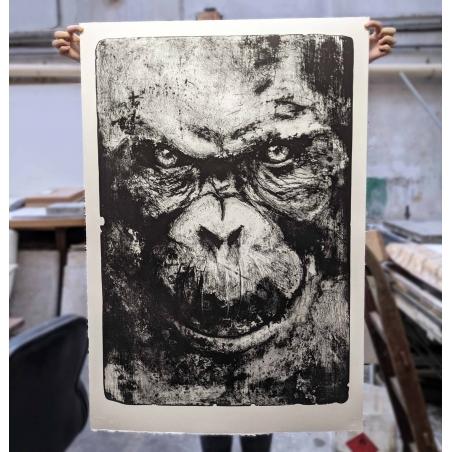 Lithographie Originale - Sandrot -...