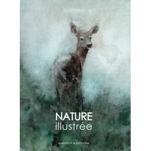 """LIVRE """" Nature illustrée """"..."""