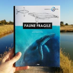 "LIVRE "" Faune Fragile "" -..."